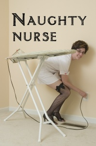 Naught nurse, for the Glocktalk photo series