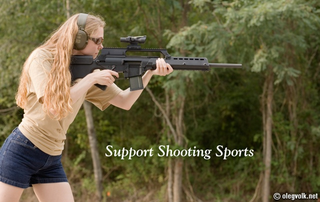 Support Shooting Sports