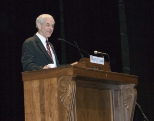 Ron Paul Visits Minnesota Feb. 4, 2008
