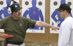 Defensive Edge Basic Pistol Course