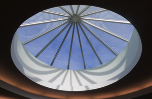 Airport skylight