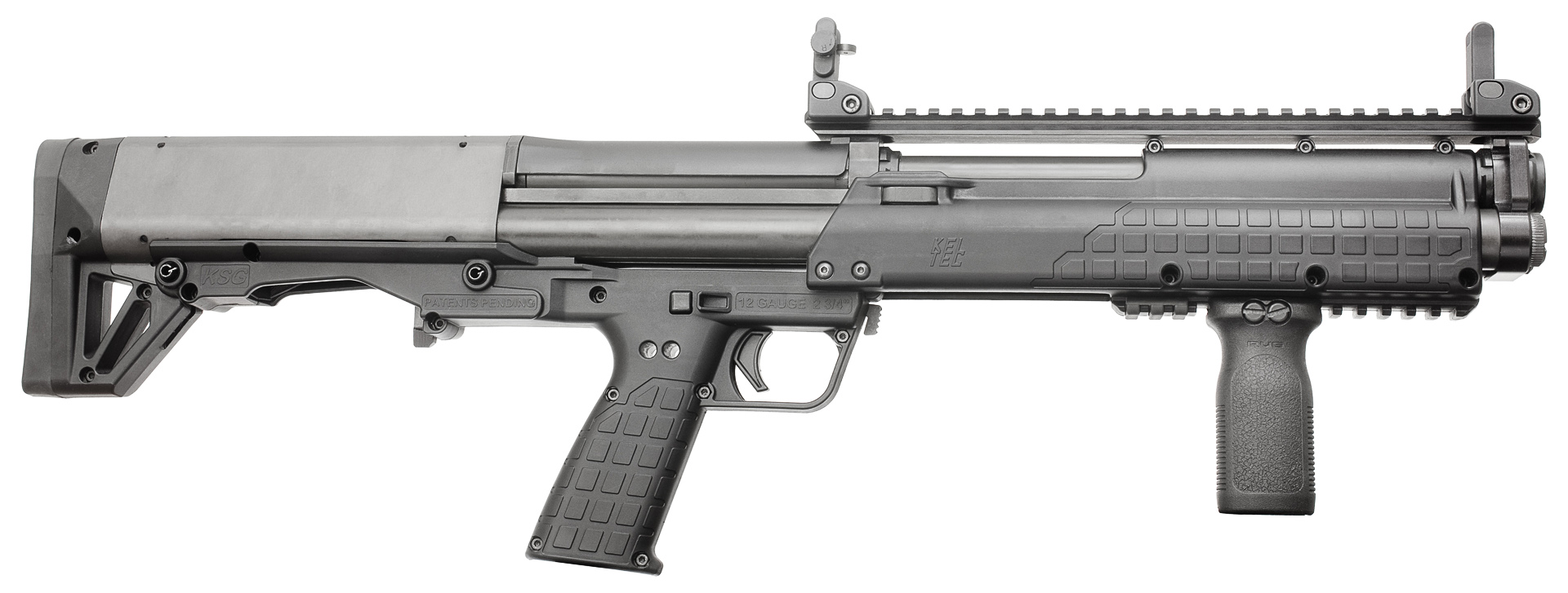 KSG photos - KSG Bullpup Shotgun