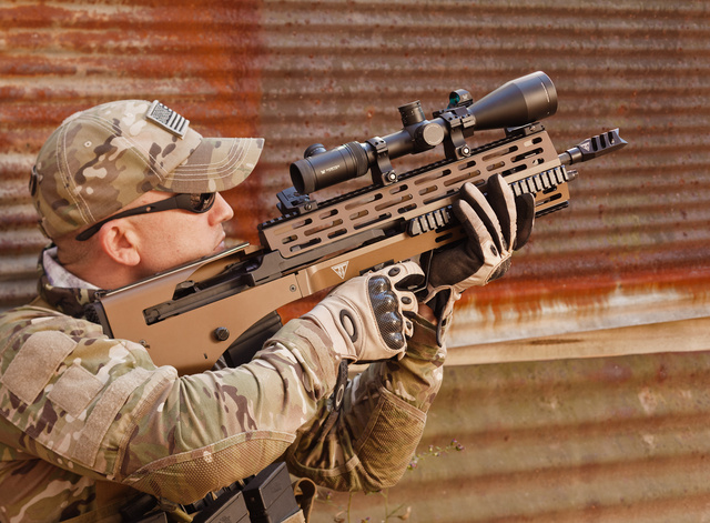 M1A Scout in a Rogue bullpup stock | VolkStudio Blog M14 Bullpup