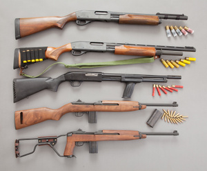 shotguns-M1carbines_1041web