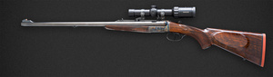 French Double Rifle_7282web