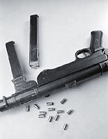 MP-40 submachine gun